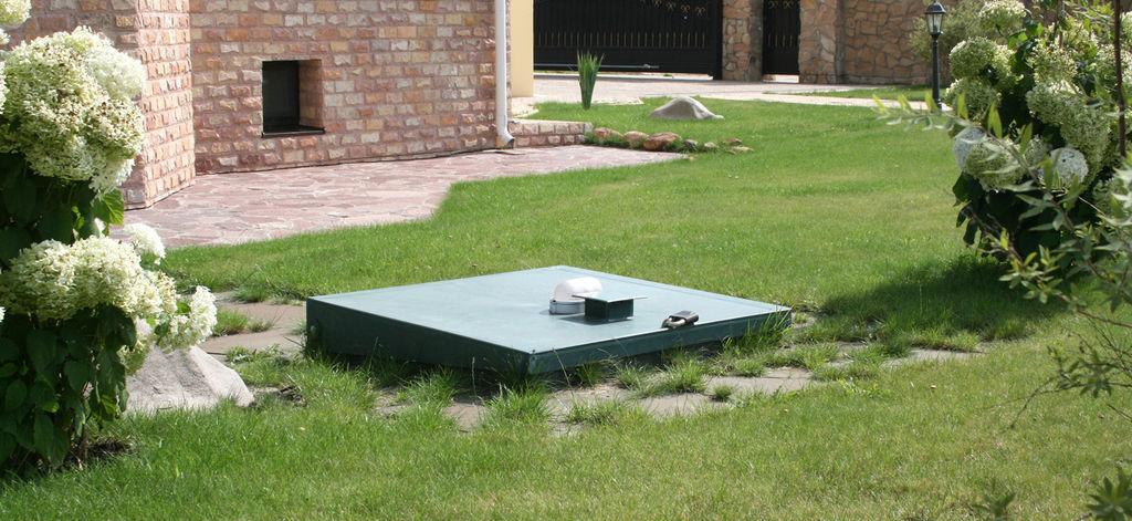 Автономная канализация ТОПАС для загородного дома